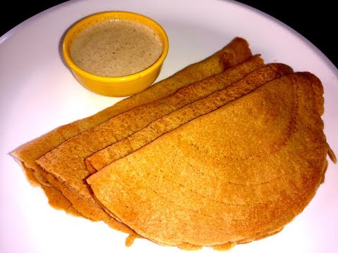 Oats Dosa || Easy Breakfast Recipe