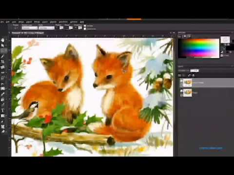 How I Prepare an Image to be Turned into a Crossstitch