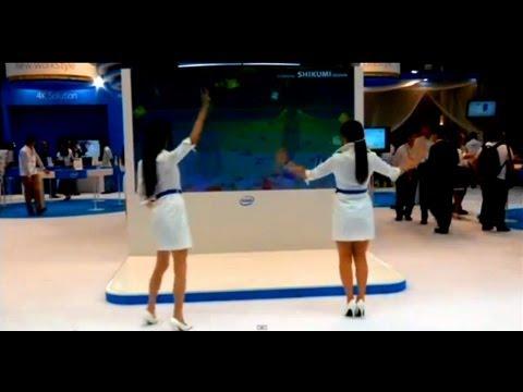 ‧ 「CEATEC JAPAN 2013」,預見未來智慧生活