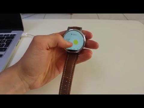 how to connect a moto 360 (2nd generation) to an Iphone?