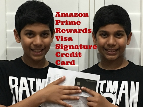Amazon Prime Rewards Visa Signature Credit Card Review. Get 5% back on Amazon purchases