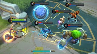 WTF Mobile Legends ● Funny Moments ● 9