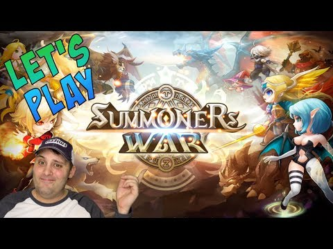 Let's Play - Summoners War
