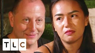 David Goes Too Far During Big Argument About His Drinking Problem | 90 Day Fiancé
