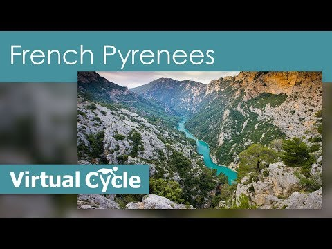 Cycle DVD 2016 - FRENCH PYRENEES Trailer - Tour De France Routes