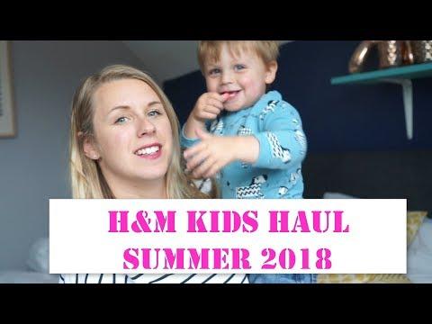 H&M Kids Summer Holiday Haul