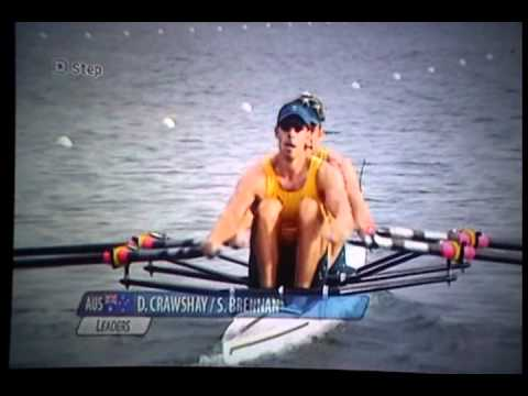 The Complete Rowing Stroke Demonstrated by Olympic Gold Medalists