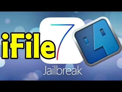iFile - iOS 7 Jailbreak Cydia App