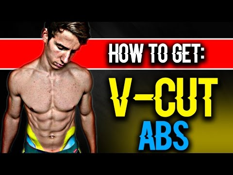 How To Get The V-Shaped Cut In Your Lower Abs (BEST EXERCISES)