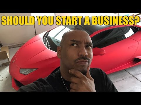 Want a Lamborghini?  Start a Business Following Your Passion!!!
