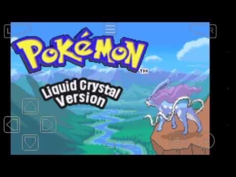 Nova série? Pokémon Liquid Crystal #1