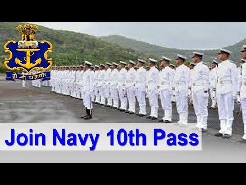 Apply Online Indian Navy 10th Pass All India Vacancy 2018 Batch