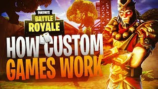 When will fortnite custom matchmaking come out