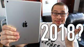 Should You Buy 2017 iPad in 2018?