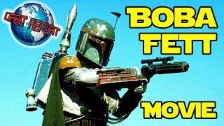 Boba Fett Standalone Movie Announced - Orbit Report