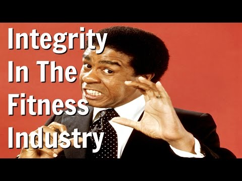 Integrity As A Fitness Professional