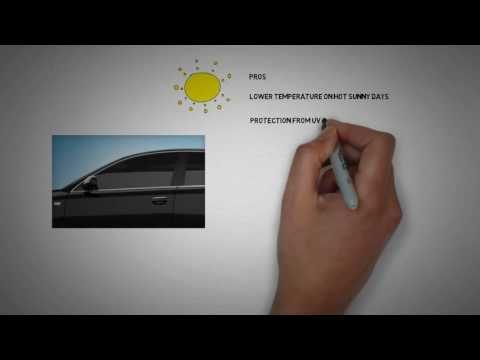 Pros and Cons of Window Tinting your Car