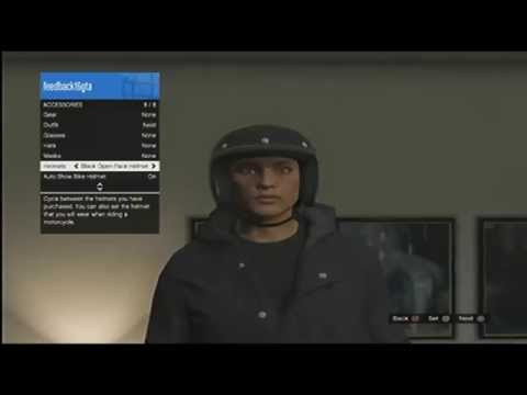 How To Wear Hat & Mask Together Glitch 1 26 - 1 28 (GTA