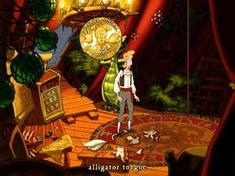 Monkey Island 3: The Curse of Monkey Island Walkthrough part 2