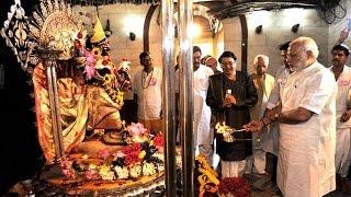 PM Modi visits Dakshineswar Kali Temple, Kolkata