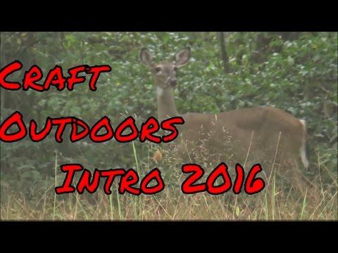 CRAFT OUTDOORS INTRO 2016