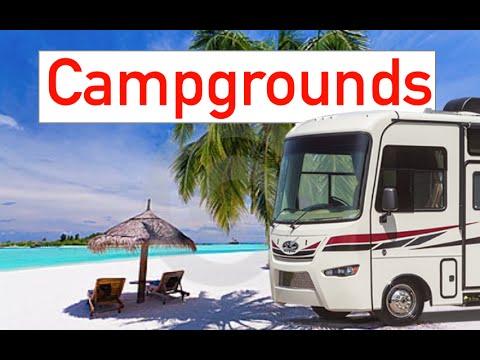 Campground RV Resort Parks Rental Discounts