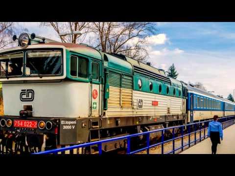 Prague to Cesky Krumlov by Train - How to