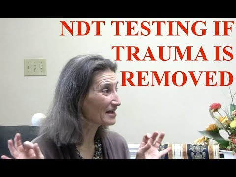 Testing for Clearing of Emotional Trauma - Interview with Lynn Himmelman, NDT Master Trainer