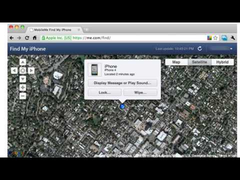 How to Find My iPhone and iPad