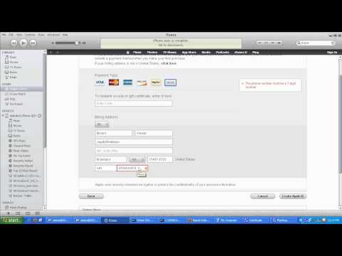 how to create itunes or apple id without credit card for nepal Free
