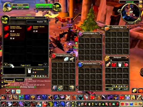 WoW MoP Treats for Greatfather Winter Quest (Holiday)