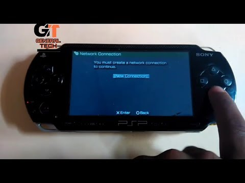(HINDI)(ENGLISH) sony pspHow TO CONNECT YOUR PSP TO THE Internet
