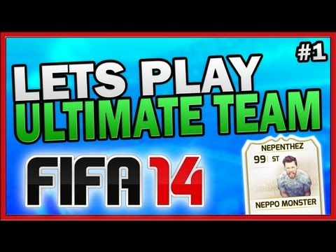 FIFA 14 Ultimate Team Let's Play | Episode 1 - How to start