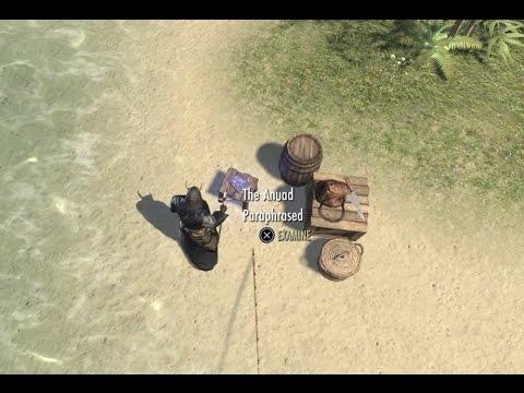 ☆ Elder Scrolls Online ☆ - Auridon Treasure Map II - Eso Quest Map ...