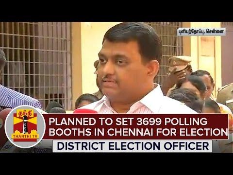 TN Elections 2016 :