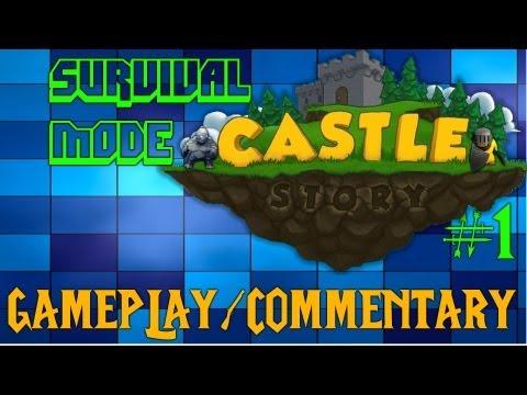 Castle Story: Survival Mode #1