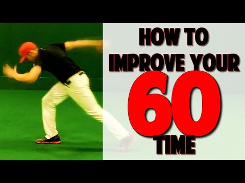 How to Run Faster | 6.4 Sec.60 & Instantly Improve 60 Yard Time (Pro Speed Baseball)