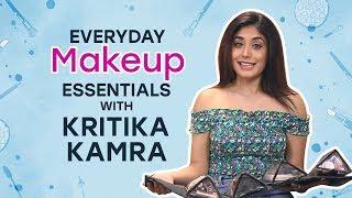 Kritika Kamra: What's in my makeup bag | Pinkvilla | Fashion
