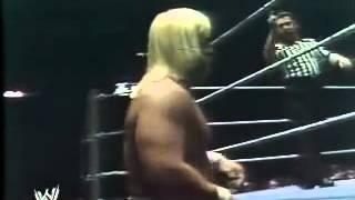 Hulk Hogan vs Ted DiBiase (Hogan