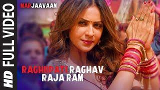 Full Video: Raghupati Raghav Raja Ram | Marjaavaan | Riteish D,Sidharth M,Tara S | Palak M,Tanishk B