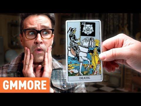 Rhett & Link Tarot Card Reading