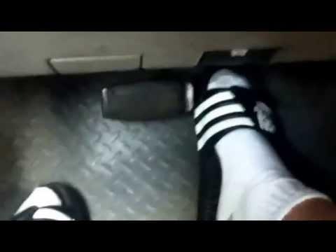 a567440de1eeef How I Put On Socks - White Explorer Socks
