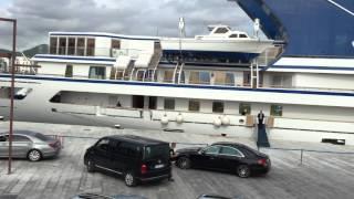 "Saudi King Salman vist Ibiza on 147m yacht "" Prince Abdulaziz"""
