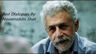 Best Dialogues Of Bollywood By Naseeruddin Shah 2017  Irada Movie