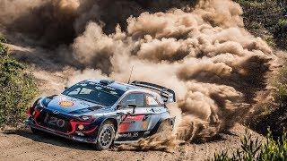 2018年WRC世界ラリー選手権第6戦ポルトガル ハイライト