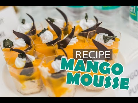 Dessert Recipe: Mouthwatering Mango Mousse