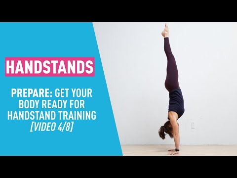 Handstand Warm-Up Routine: Prepare Your Wrists & Shoulders (Part 4 of 8)