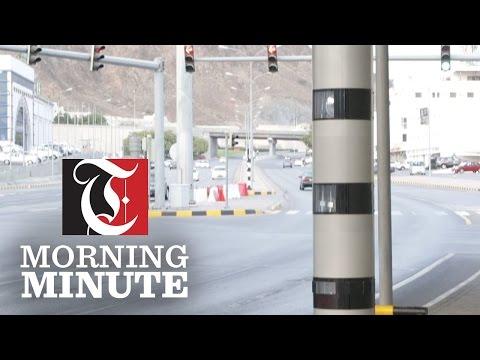 Oman Traffic: Raise speeding fines