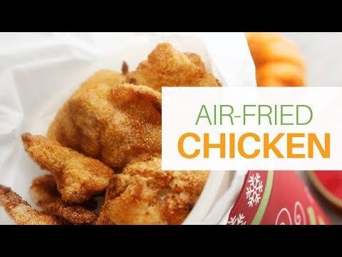 Keto Air-Fried Chicken Poppers (Kid-Friendly)   Crossover Recipe (GFCF & ASD-APPROVED)