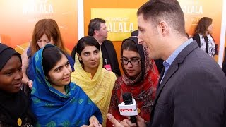 """He Named Me Malala"" Premiere with BTVRtv"